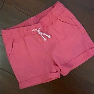 3/$15 Cat & Jack Girls Pink Shorts - S (6-6x)